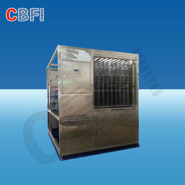 R404a Refrigerant Lower Temperature Chiller / Water Cooled Chiller For Freezing Water