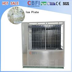چین 5000kg Capacity Plate Ice Machine , Automatic Ice Machine High Production کارخانه