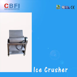 چین Large Seafood Meat Crush Ice Machine / Ice Crusher Machine Commercial  کارخانه
