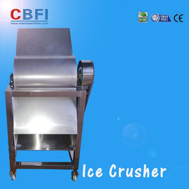 چین CBFI Stainless Steel 304 Ice Crusher Machine For Bars / Fast Food Shops کارخانه