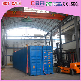Intelligent Refrigeration Unit Container Cold Room Customized Small Size Capacity
