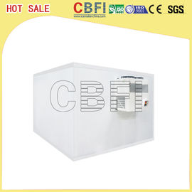 Easy Installation Cold Storage Units With Air Cooling Condenser 50mm - 200mm Thickness