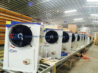 Industrial Blast Chiller / Freezer And Chiller 380V / 50HZ / 3P Or 220V / 60HZ / 3P