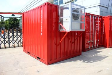 Temperature Controlled Cold Storage Containers , Freezer Shipping Containers Quick Freezing