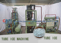 Intelligent Germany Control Tube Ice Maker Daily Capacity 1000kg / 24h - 30,000kg / 24h تامین کننده