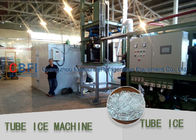 500 Kg To 60000 Kg Flake Ice Machine / Automatic Ice Machine For Cooling / Keep Fresh  تامین کننده