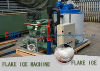 چین One Year Warranty Flake Ice Making Machine With Bitzer Compressor 220V / 60HZ / 3P کارخانه