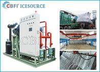 50 tons Large Capacity   Ice Block  Machine  Power Saving with Coil Evaporator Design Saving Power تامین کننده