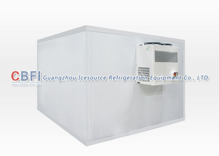 Adjusted Temperature Medical Cold Room / Cold Storage Freezer Convenient Operation تامین کننده