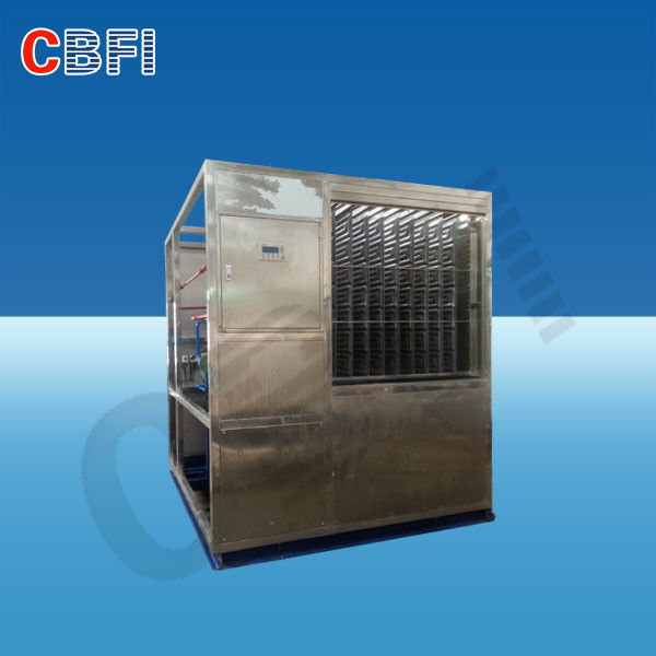 R404a Refrigerant Lower Temperature Chiller / Water Cooled Chiller For Freezing Water تامین کننده