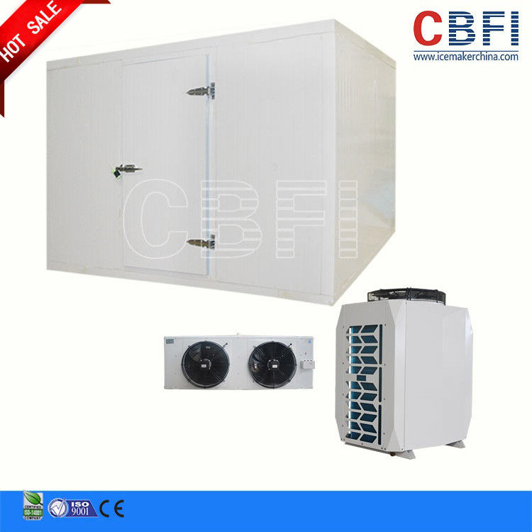 Hotel Supermarket Commercial Blast Chiller With LG Electrical Components تامین کننده