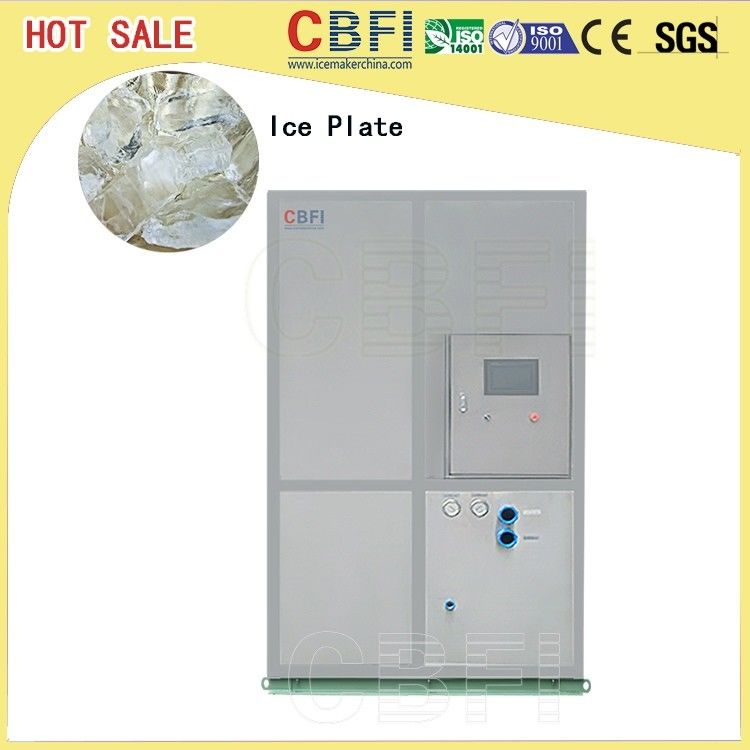 Full Automatic Control Plate Ice Machine 20 Tons Large Production تامین کننده