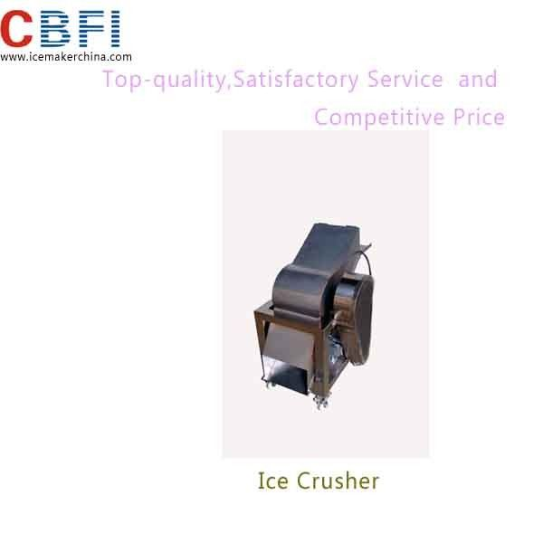10 Tons Per Day Fully Automatic Ice Crusher / Crushed Ice Machine For Home تامین کننده
