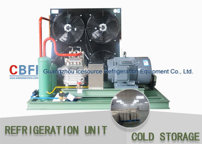 Seafood Cooling Cold Room And Freezer Room , BITZER Compressor Cold Storage Room تامین کننده