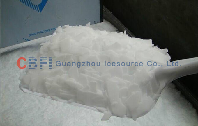 Large Flake Ice Maker Machine With Automatic Controlling System